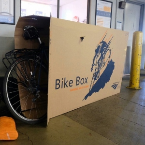 find-cheap-cardboard-bike-box-at-amtrak-train-station